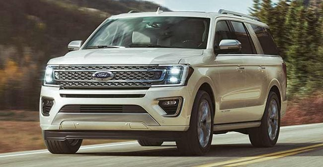 Five Star Macon Ga >> 2018 Ford Expedition vs 2018 Ford Explorer | What's the ...
