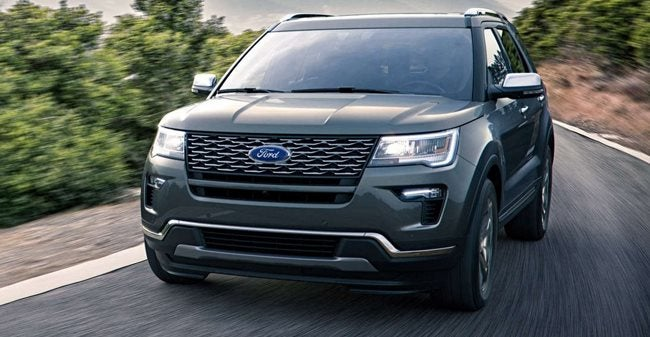 2017 Ford Explorer Mpg >> 2018 Ford Expedition Vs 2018 Ford Explorer What S The Difference