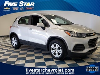 Good 2019 Chevrolet Trax LS In Warner Robins, GA   Five Star Automotive Group