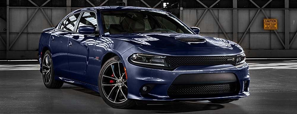 2018 Dodge Charger >> Charger