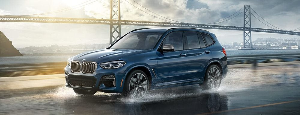 2018 Bmw X5 Vs 2018 Bmw X3 Compare Differences