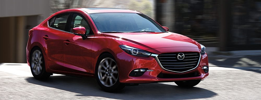 0 New Mazda3 S Available