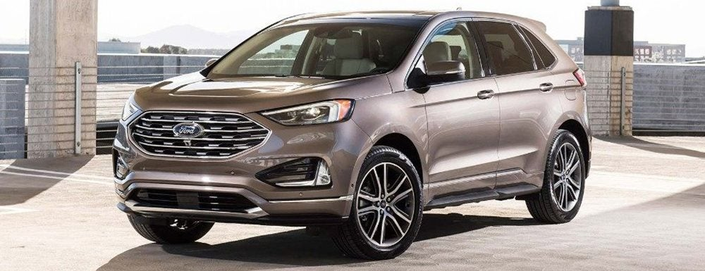 2019 Ford Escape Vs 2019 Ford Edge What S The Difference
