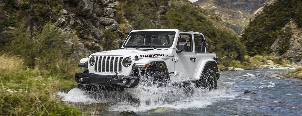 2018 Jeep Wrangler Rubicon Vs Sahara Trims What S The Difference